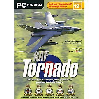 RAF Tornado FS 2002 CFS 3 -lisäosa (PC CD) - Uusi