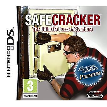 Safecracker (Nintendo DS)-fabriks forseglet