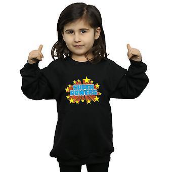 DC Comics dziewczyny Super moce Logo Bluza