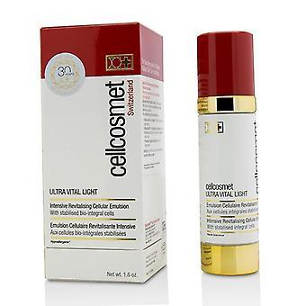 Cellcosmet & Cellmen Cellcosmet Ultra Vital Light Intensive Revitalising Cellular Emulsion - 50ml/1.6oz