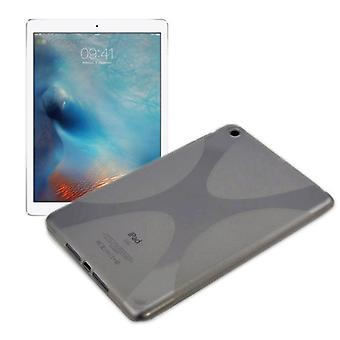 Protective cover silicone X-line series grey case cover for Apple iPad Pro 12.9 inch