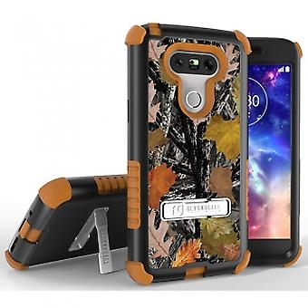 LG G5 BEYOND CELL TRI SHIELD CASE - HUNTER CAMO
