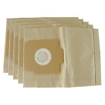 Hoover Alpina Sensotronic koniec serii odkurzacz papier worki