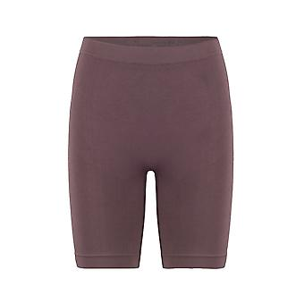 Susa 5511-203 Women's Taupe Brown Solid Colour Brief