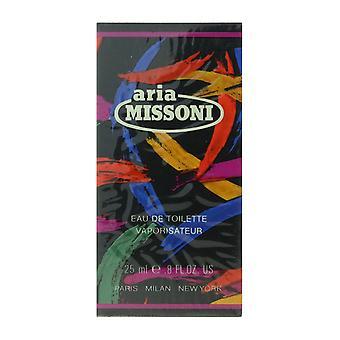 Missoni Aria Missoni Eau De Toilette Spray 25ml/0.8Oz In Box