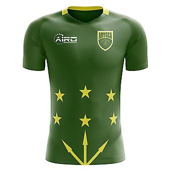 2018-2019 Adygea Home Concept Football Shirt