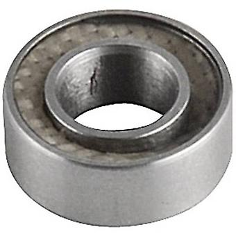 Reely dype riller kulelager krom-stål innvendig diameter: 8 mm utvendig diameter: 22 mm rotasjonshastighet (maks.): 39000 rpm