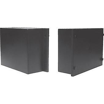 Strapubox 518 Modular casing 109 x 89 x 45 Acrylonitrile butadiene styrene Black 1 pc(s)