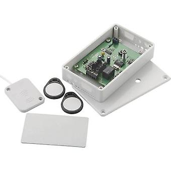 Sistema de acesso Renkforce LESER 6 Transponder + unidade separada de verificação