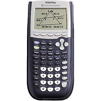Texas Instruments TI-84 PLUS Graphing calculator Black, Grey battery-powered (W x H x D) 89 x 27 x 192 mm