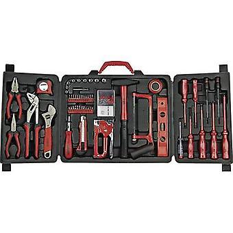 Brüder Mannesmann 29065 DIYers Tool Kit Case 61-delig
