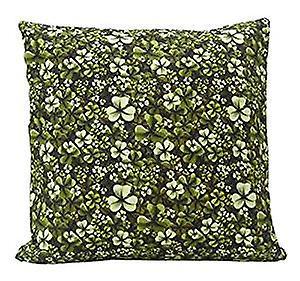 Shamrock Design Designer Cushion