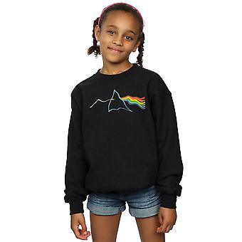 Pink Floyd Girls Rippled Prism Sweatshirt