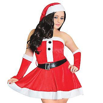 クリスマス ショップ女性セクシーなクリスマス コスチューム
