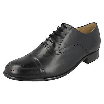 Mens Thomas Blunt Smart Leather Formal Shoes St Pancras