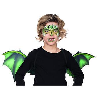 Drachen Flügel Accessoire Karneval Kostüm Kinder