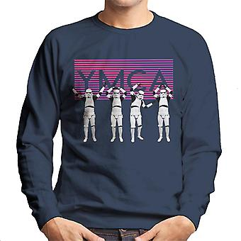 Original Stormtrooper YMCA Men's Sweatshirt