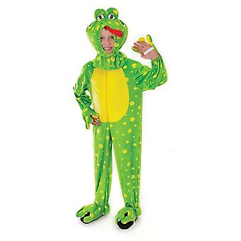 Bnov Frog Plush With Head Costume
