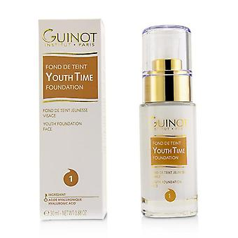 Guinot Youth Time Face Foundation - # 1 - 30ml/0.88oz