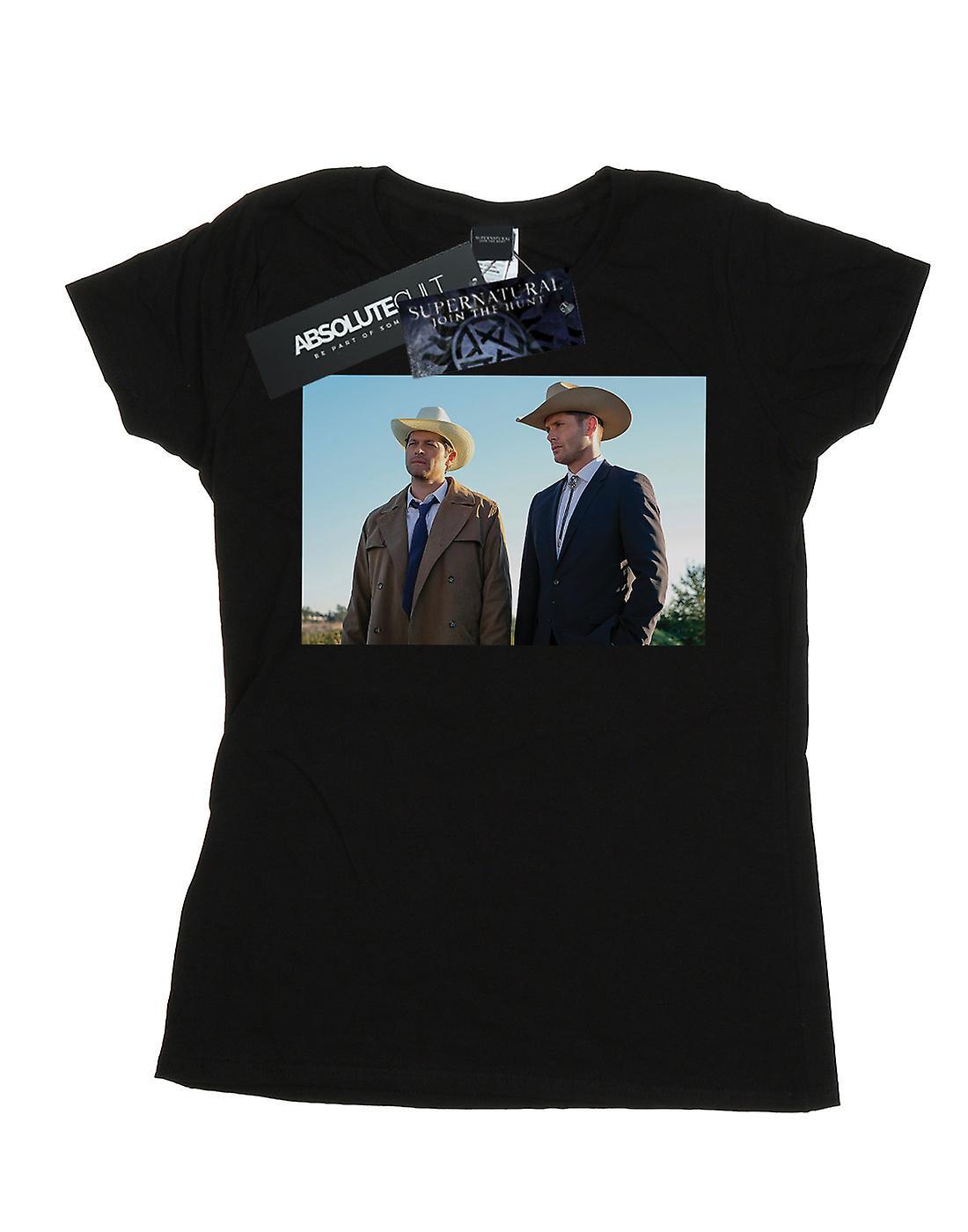 Supernatural Women's Stetson Boys T-Shirt