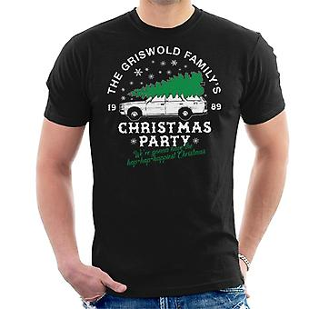 Griswold Family Christmas Party Herren T-Shirt