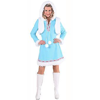 Vrouwen kostuums vrouwen Eskimo kostuum voor dames