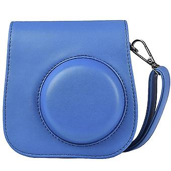 Camera bag for Fujifilm Instax Mini 9/8/8 +, Cobalt Blue
