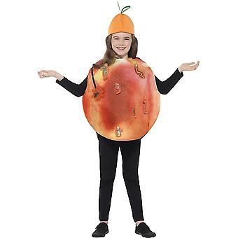 Roald Dahl James & The Giant Peach Costume, Medium/Large Age 8-12