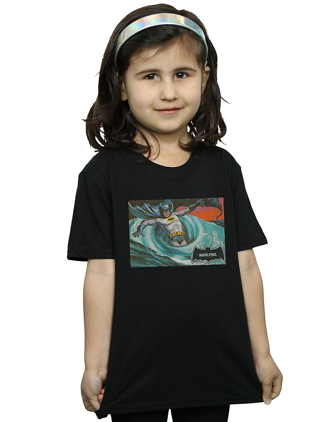 DC Comics Girls Batman TV Series Whirlpool T-Shirt