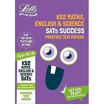 KS2 Maths - English and Science SATs Practice Test Papers - for the 20