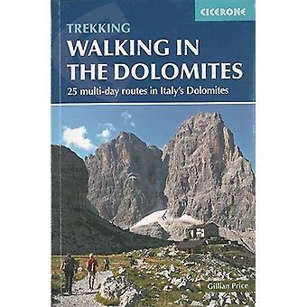 Wandelen in de Dolomieten - 25 Multi dag Routes in de Italiaanse Dolomieten door