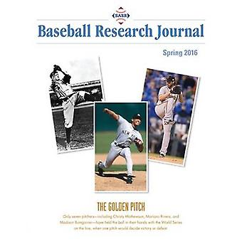 Baseball Research Journal - Volume 45 #1 by Society for American Baseb