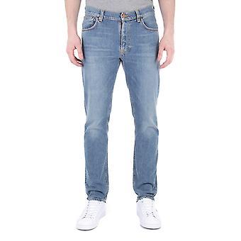 Nudie Jeans Mid Stone Comfort Slim Fit Jeans