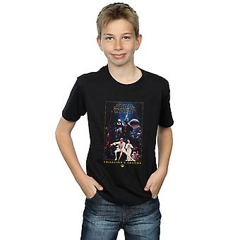 Star Wars drenge Collector's Edition T-Shirt
