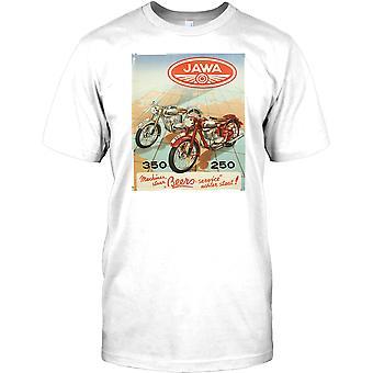 Poster de motos Jawa Vinatge - 350 niños T Shirt