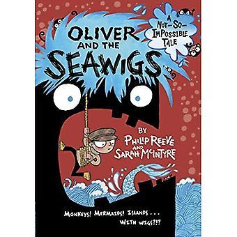 Oliver e o Seawigs (contos de não-assim-impossível)
