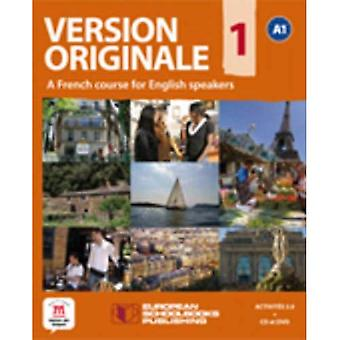 Version Originale: Student's Book with CD and DVD 1