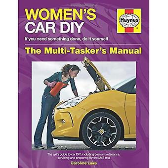 Vrouw auto DIY handleiding (Haynes handleiding) (Haynes Manuals)