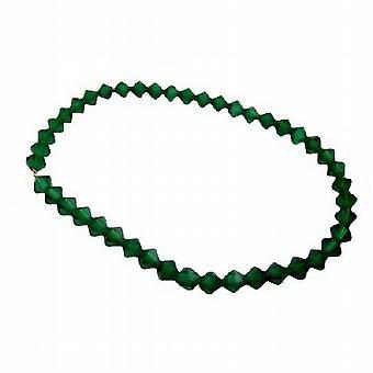 Bracciale cristalli di Gioielli cristalli Swarovski Tahitan Tahitan verde