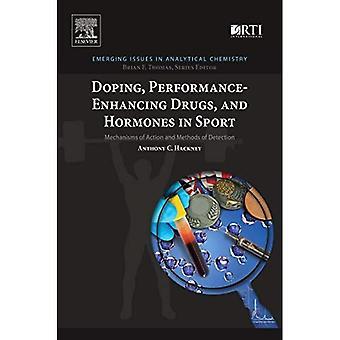 Doping, suorituskykyä parantavia huumeita ja hormoneja urheilussa: toiminta-ja havaitsemismenetelmiä (uusia asioita, analyyttinen kemia)