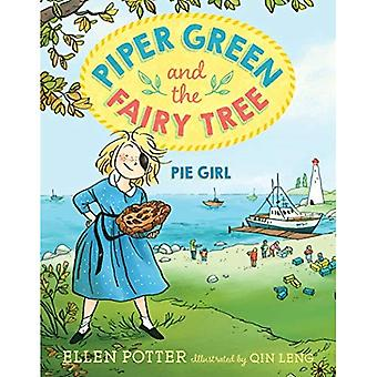 Piper Green and the Tree Fairy: taart meisje