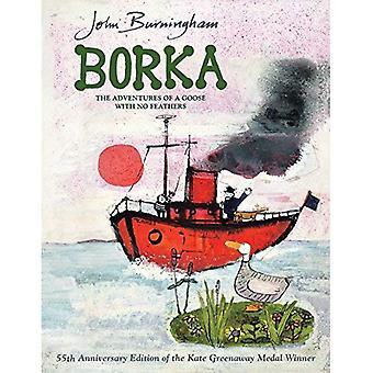 Borka: Die Abenteuer einer Gans mit keine Federn
