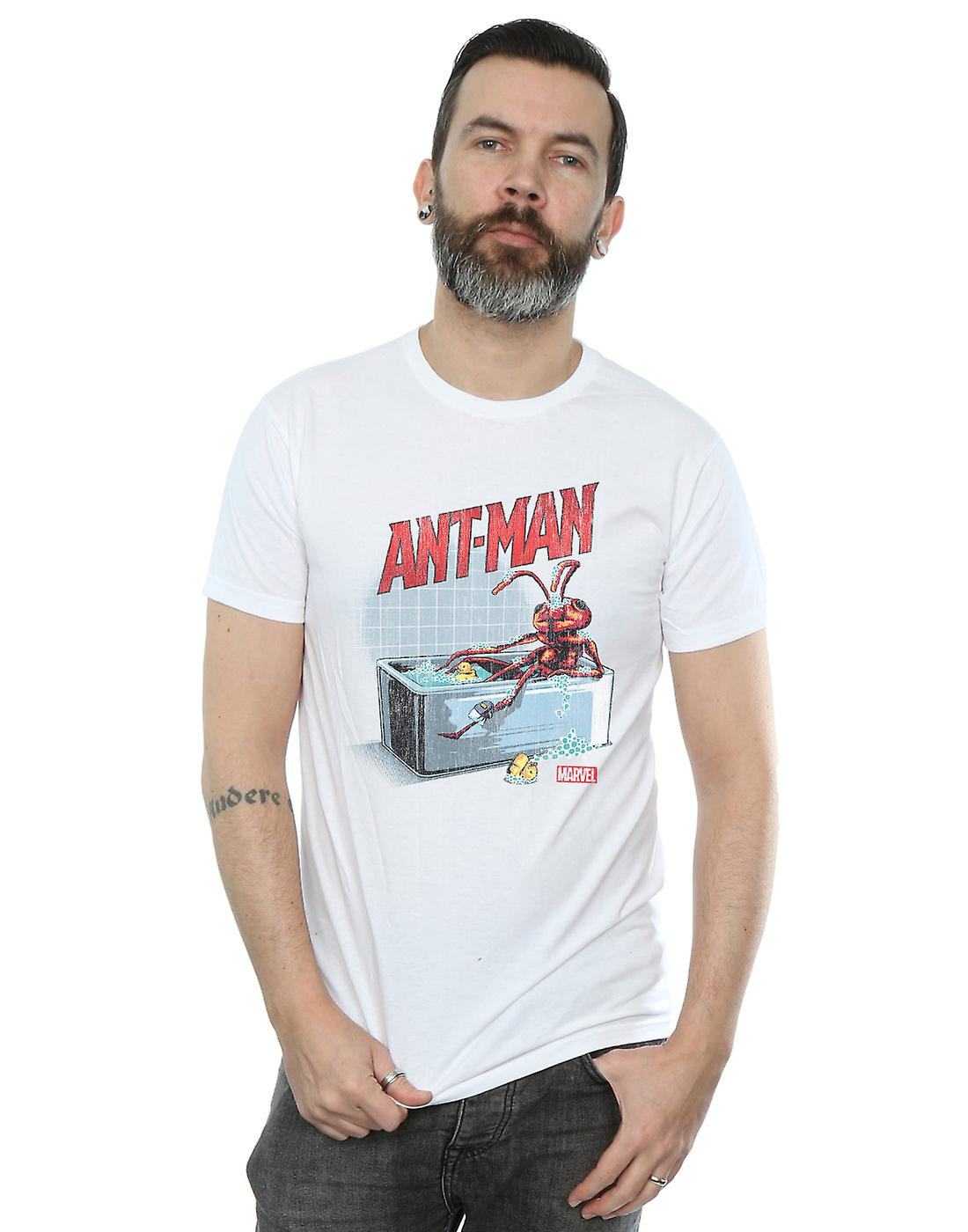 Marvel Men's Ant-Man And The Wasp Bathing Ant T-Shirt