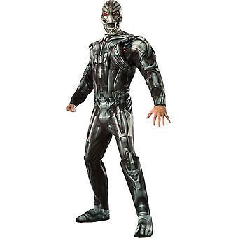 Avengers Ultron vuxen dräkt