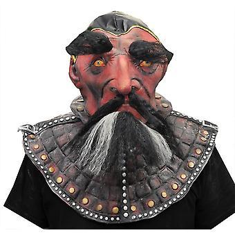 Warlock Djævelen maske til Halloween
