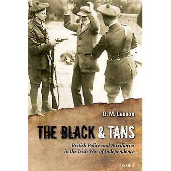 الشرطة البريطانية تأنس والأسود والمساعدين في الحرب الأيرلندية للاستقلال 19201921 م د &.