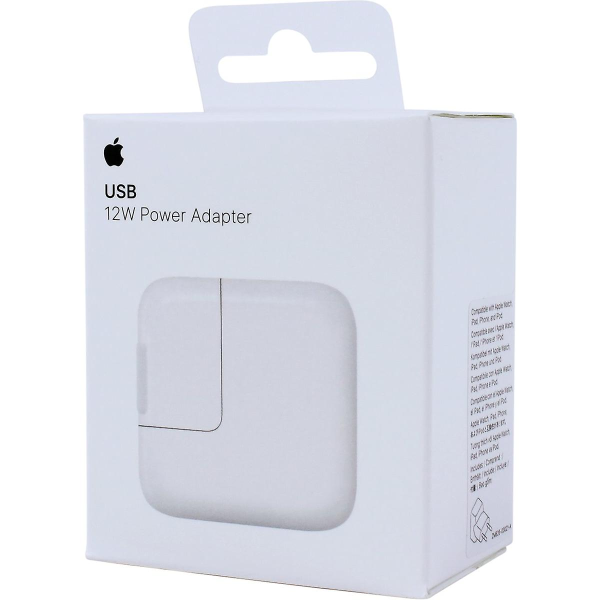 Apple 12-Watt USB Power Adapter for iPad