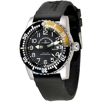 ゼノ ・ ウォッチ メンズ腕時計飛行機ダイバー クォーツ 6349-515Q-12-a1-9