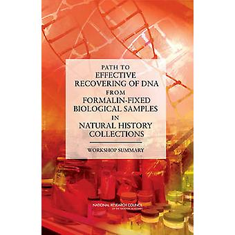 Path to Effective Recovering of DNA from Formalin-Fixed Biological Sa