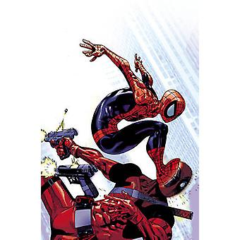 Deadpool - Volume 4 - Monkey Business by Daniel Way - Paco Medina - 978